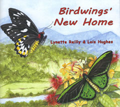 Birdwings' New Home book cover